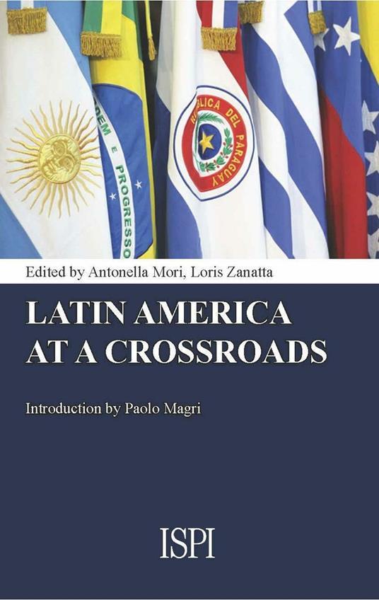 Latin America at a crossroads - copertina