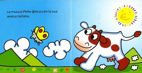 La mucca Moka va a nanna - Agostino Traini - 2
