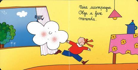 La nuvola Olga e la bambina - Nicoletta Costa - 2
