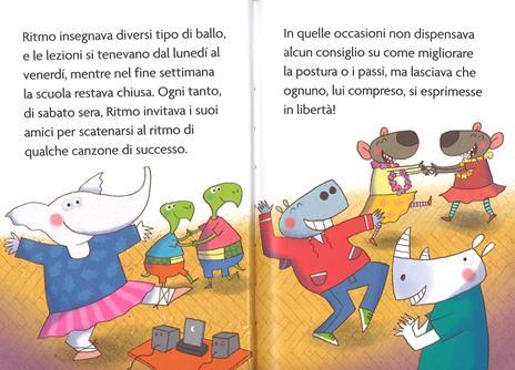 Ritmoceronte! Ediz. a colori - Raffaella Bolaffio - 2