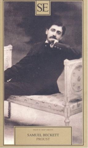 Proust - Samuel Beckett - copertina