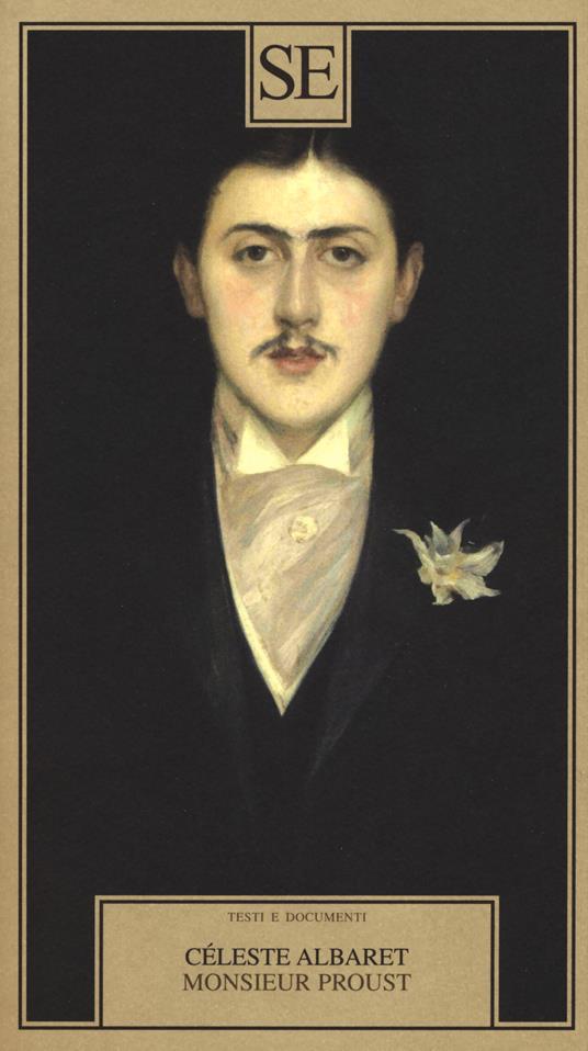 Monsieur Proust - Céleste Albaret - copertina