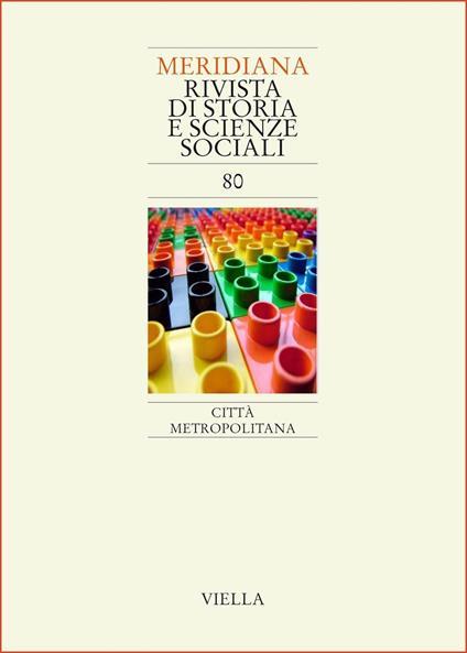 Meridiana (2014). Vol. 80 - Autori Vari - ebook