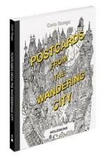 Postcards from the wandering city