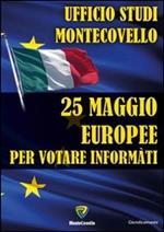25 maggio europee. Per votare informati
