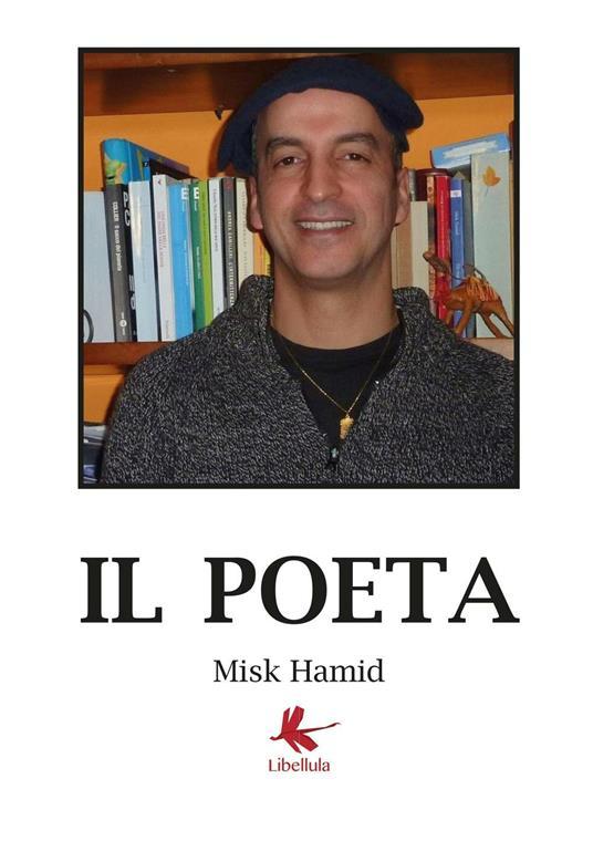 Il poeta - Misk Hamid - copertina