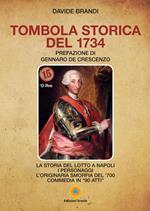 Tombola storica del 1734. La storia del lotto a Napoli. I personaggi. L'originaria smorfia del '700. Commedia in «90 atti»