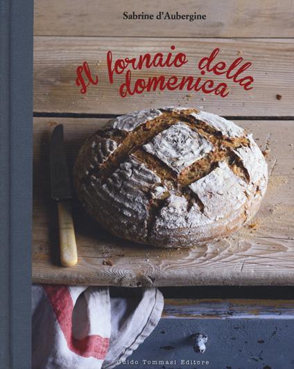 Il fornaio della domenica - Sabrine D'Aubergine - copertina