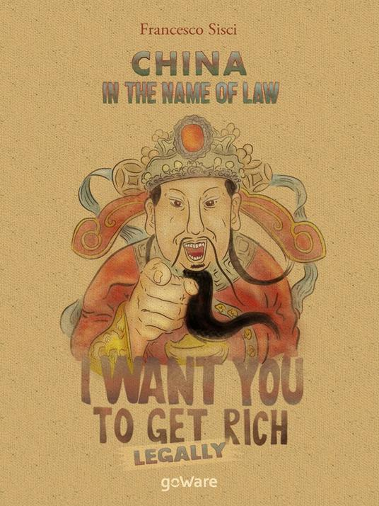 China. In the name of law. A new global order - Francesco Sisci - copertina
