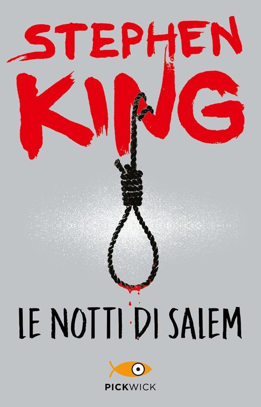 Le notti di Salem. Ediz. illustrata - Stephen King - copertina
