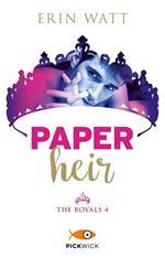 Paper heir. The royals. Vol. 4