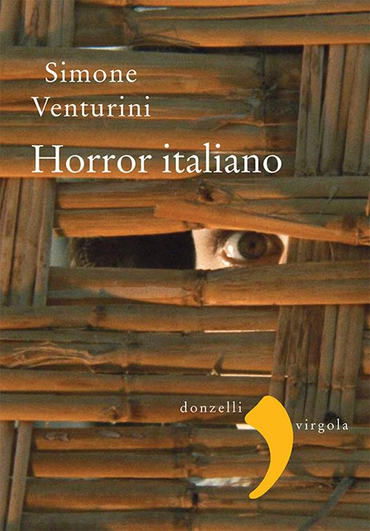 Horror italiano - Simone Venturini - ebook