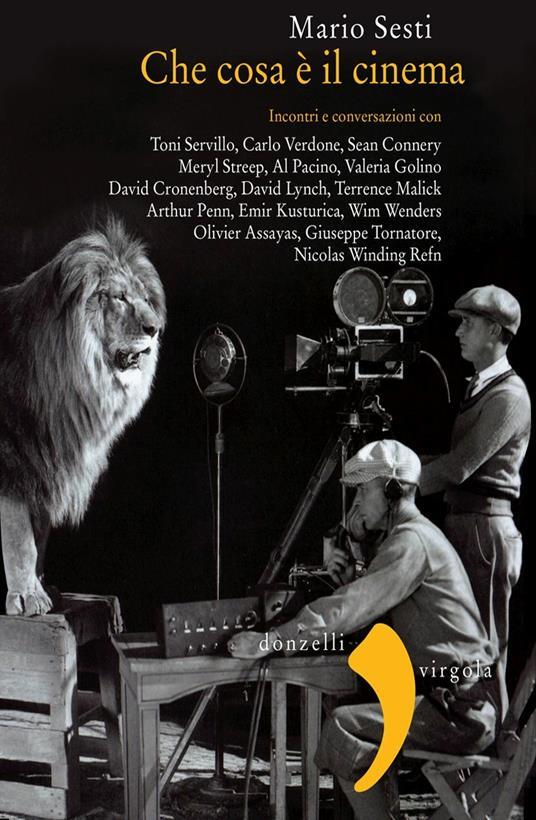 Che cos'è il cinema - Mario Sesti - ebook