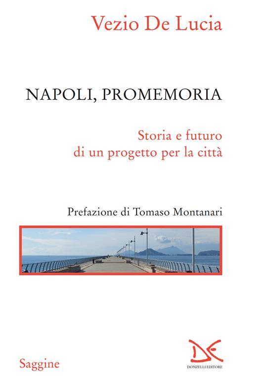 Napoli, promemoria. Storia e futuro di un progetto per la città - Vezio De Lucia - ebook