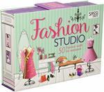 Fashion studio. 50 favolosi outfit da realizzare. Ediz. a colori. Con gadget