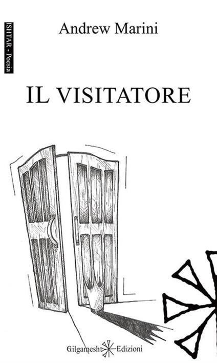 Il visitatore. Con Libro in brossura - Andrew Marini - copertina