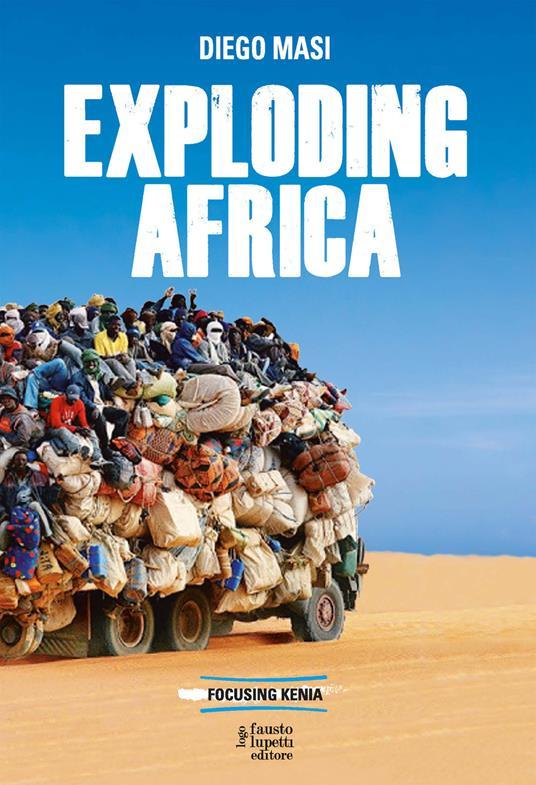 Exploding Africa - Diego Masi - copertina