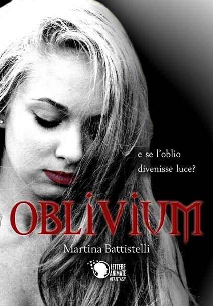 Oblivium - Martina Battistelli - copertina