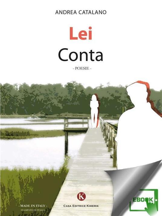 Lei Conta - Andrea Catalano - ebook