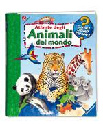 Atlante degli animali del mondo. Ediz. a colori