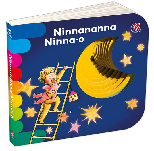 Ninnananna ninna-o. Ediz. a colori - Giovanna Mantegazza,Giulia Orecchia - copertina