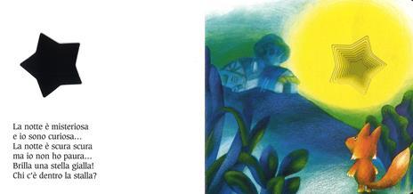 Stella stellina la notte si avvicina.... Ediz. a colori - Giovanna Mantegazza - 2