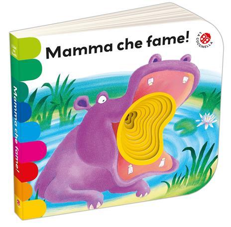 Mamma che fame! Ediz. a colori - Gabriele Clima,Filippo Brunello - copertina