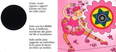 Il circo dei colori. Ediz. a colori - Chiara Bordoni,Emanuela Bussolati - 2
