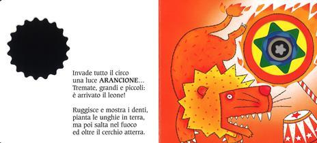 Il circo dei colori. Ediz. a colori - Chiara Bordoni,Emanuela Bussolati - 3