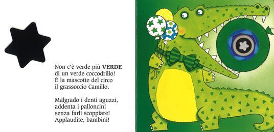 Il circo dei colori. Ediz. a colori - Chiara Bordoni,Emanuela Bussolati - 4