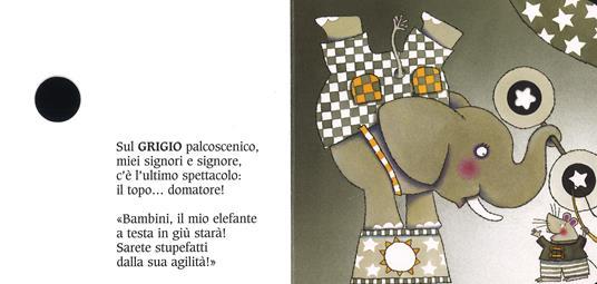 Il circo dei colori. Ediz. a colori - Chiara Bordoni,Emanuela Bussolati - 5