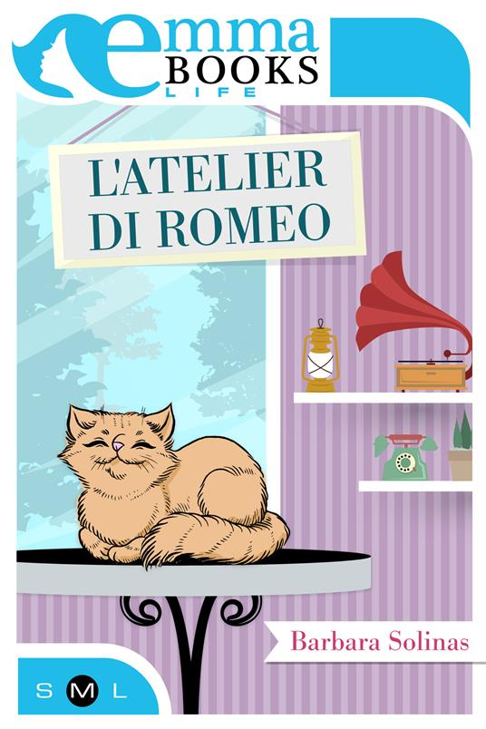 L' atelier di Romeo - Barbara Solinas - ebook