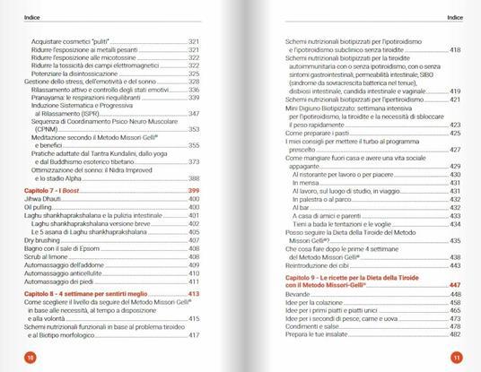 La dieta della tiroide biotipizzata - Serena Missori,Alessandro Gelli - 5