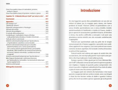 La dieta della tiroide biotipizzata - Serena Missori,Alessandro Gelli - 6