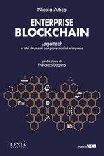 Enterprise blockchain. Legaltech e altri strumenti per professionisti e imprese
