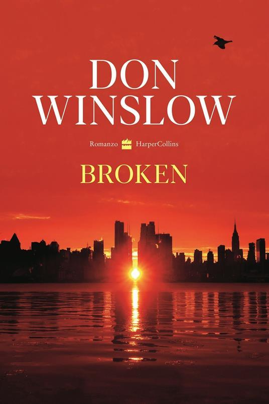 Broken - Don Winslow - copertina