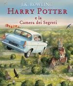 Harry Potter e la camera dei segreti. Ediz. illustrata. Vol. 2
