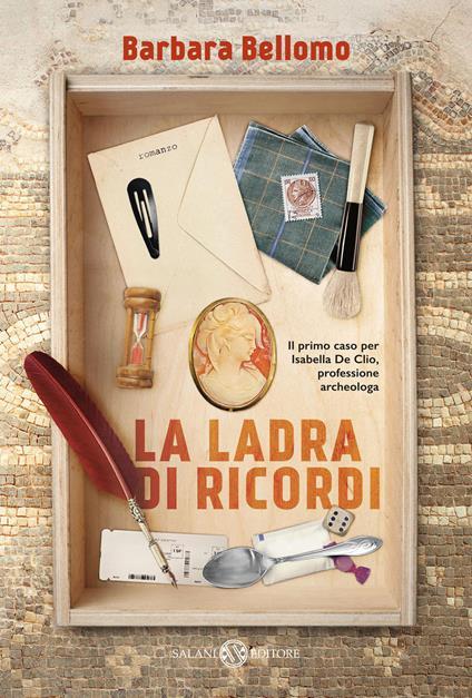 La ladra di ricordi - Barbara Bellomo - ebook