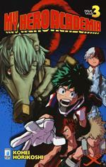 My Hero Academia. Vol. 3: Allmight
