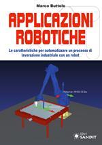 Applicazione robotiche. Le caratteristiche per automatizzare un processo di lavorazione industriale con un robot