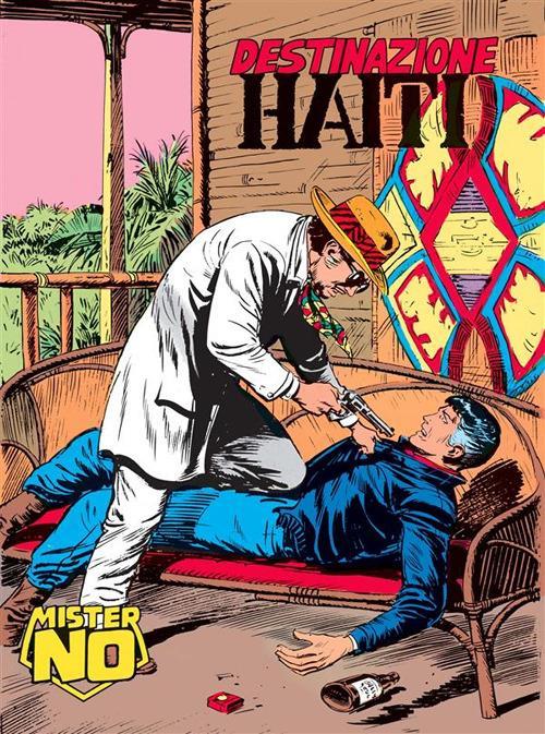 Mister No. Destinazione Haiti - Franco Bignotti,Alfredo Castelli,Gallieno Ferri - ebook