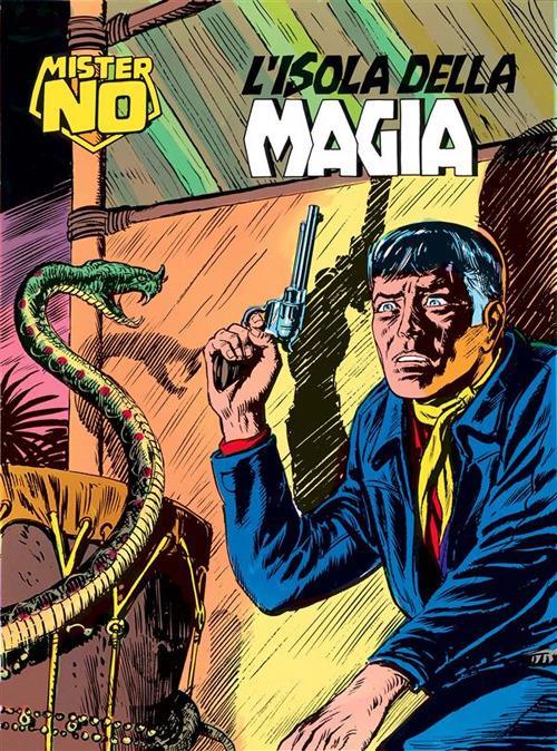 Mister No. L'isola della magia - Franco Bignotti,Alfredo Castelli,Gallieno Ferri - ebook