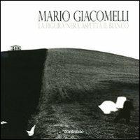 La figura nera aspetta il bianco - Mario Giacomelli - 2