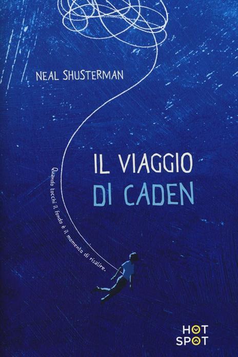 Il viaggio di Caden - Neal Shusterman - copertina