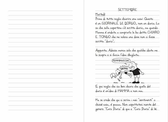 Diario di una schiappa. Ediz. speciale con formaggio - Jeff Kinney - 3