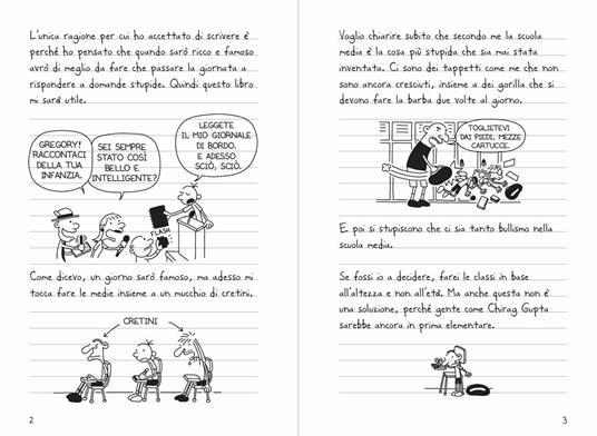 Diario di una schiappa. Ediz. speciale con formaggio - Jeff Kinney - 4