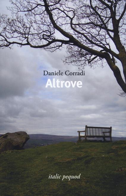 Altrove - Daniele Corradi - copertina