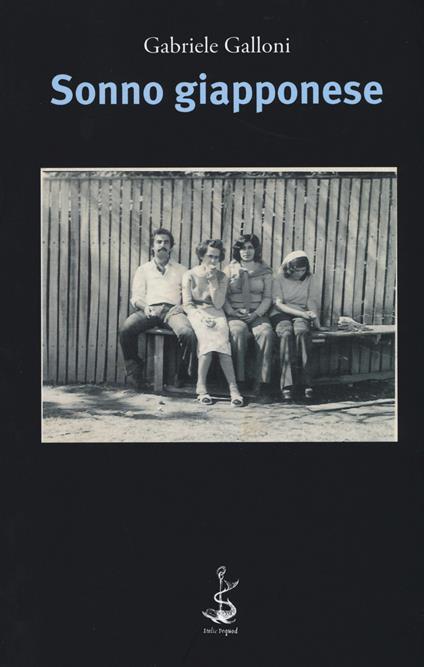 Sonno giapponese - Gabriele Galloni - copertina
