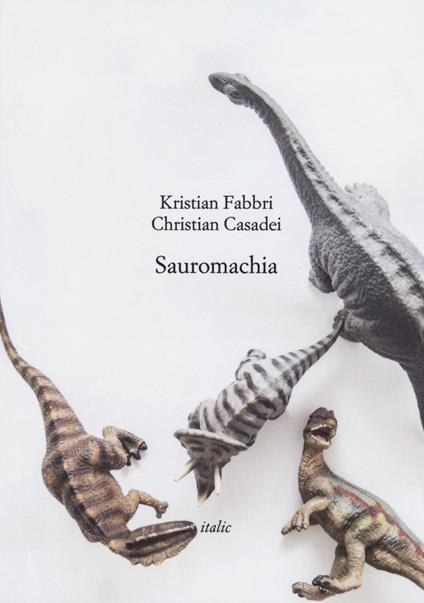 Sauromachia - Kristian Fabbri,Casadei - copertina