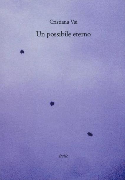 Un possibile eterno - Cristiana Vai - copertina
